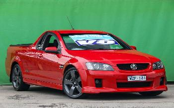2009 Holden COMMODORE SS-V VE MY09.5