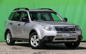2010 Subaru Forester X COLUMBIA MY10