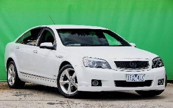 2010 Holden CAPRICE WM MY10